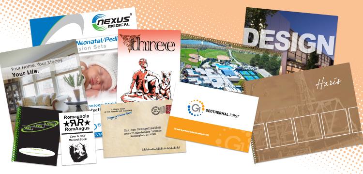 Booklet, Catalogs & Manuals
