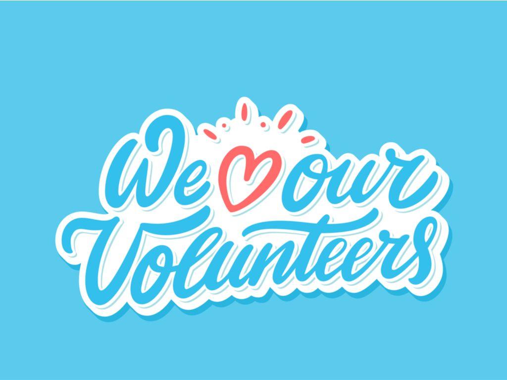 Warm Beach loves their Volunteers!