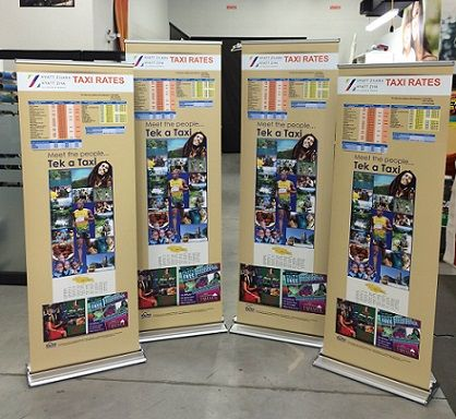 Pull Up Banners 1