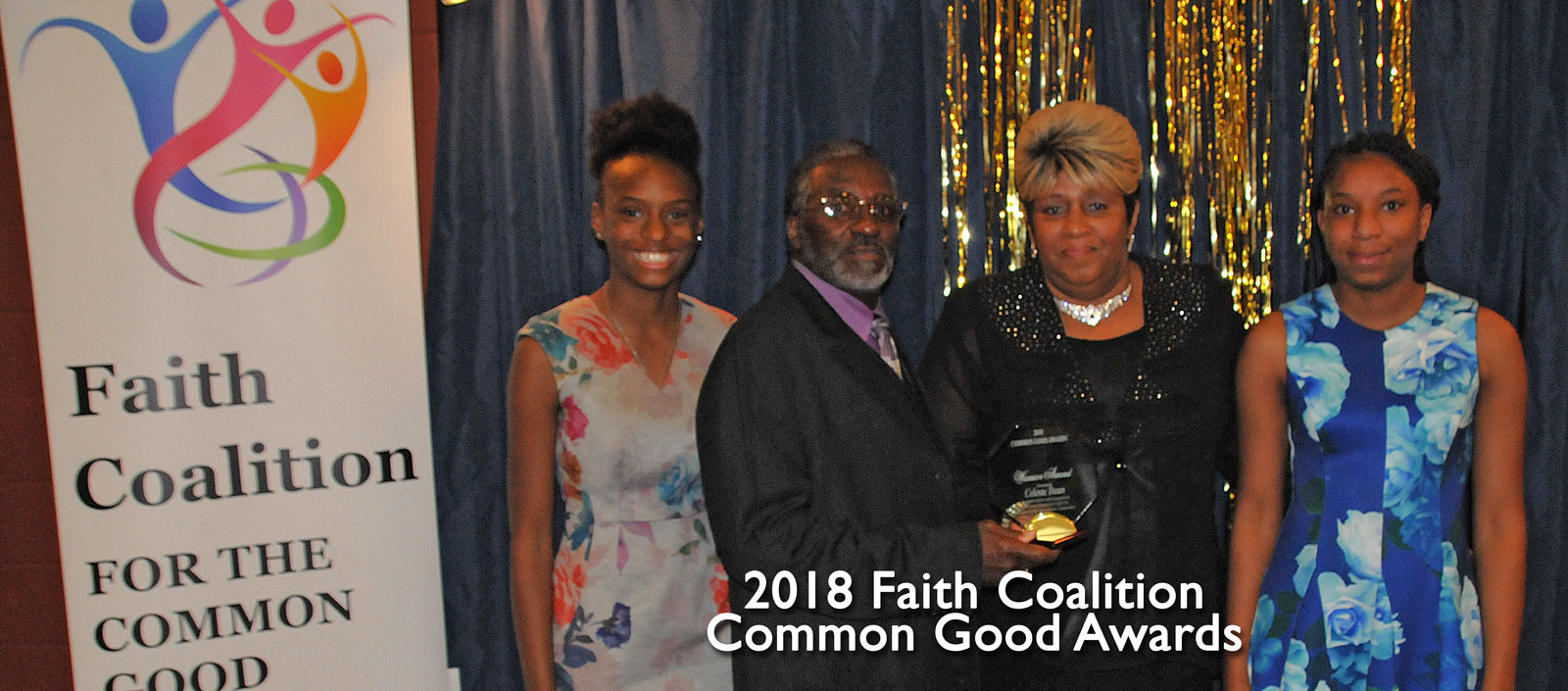 Faith Coalition Banquet - Common Good Awards
