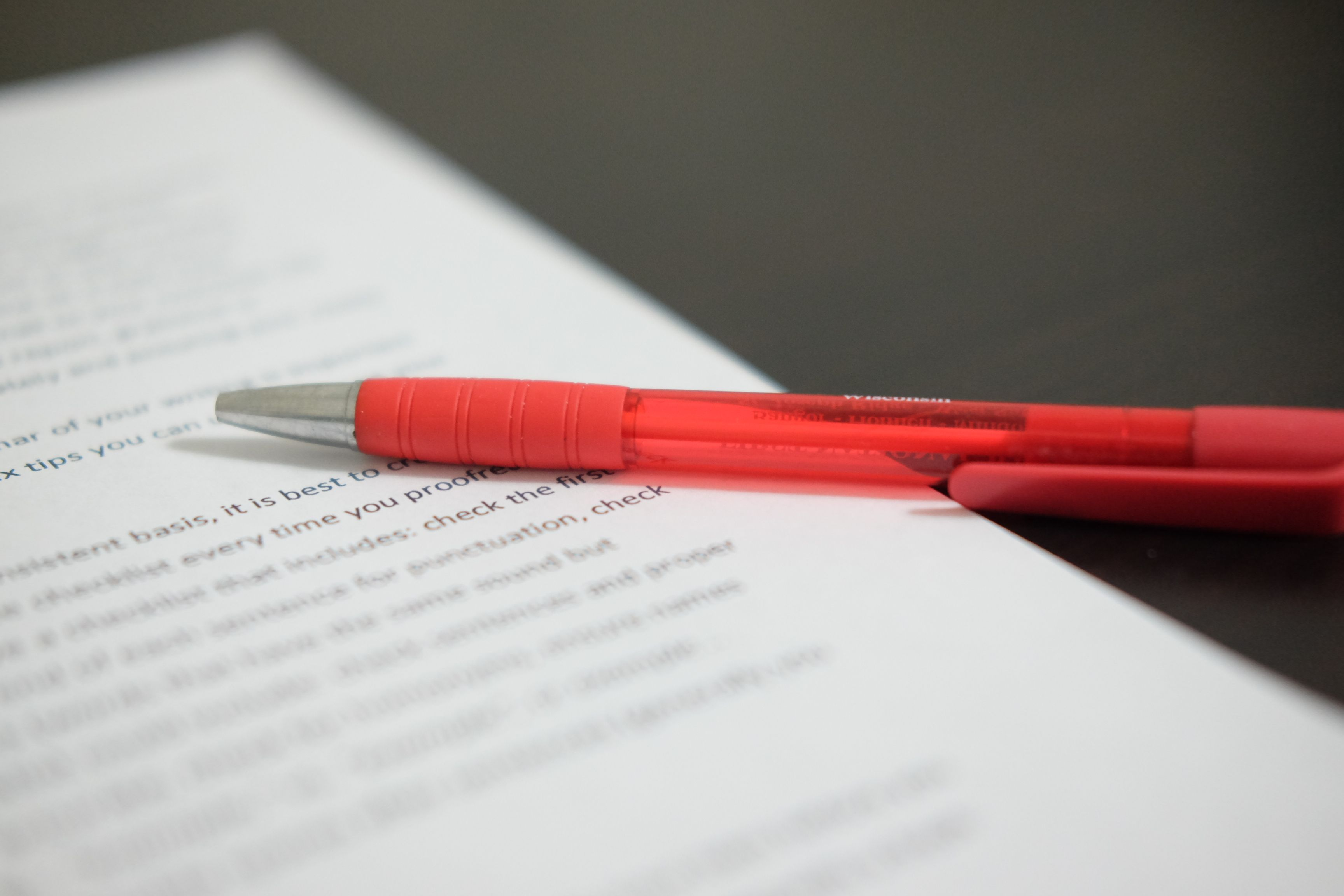 Proofreading: Seven Key Strategies