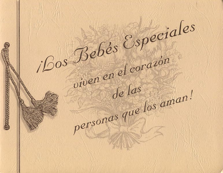 Los Bebés Especials (Special Babies in Spanish)