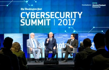 Washington Post Cybersecurity Summit: Oct 3rd 2017
