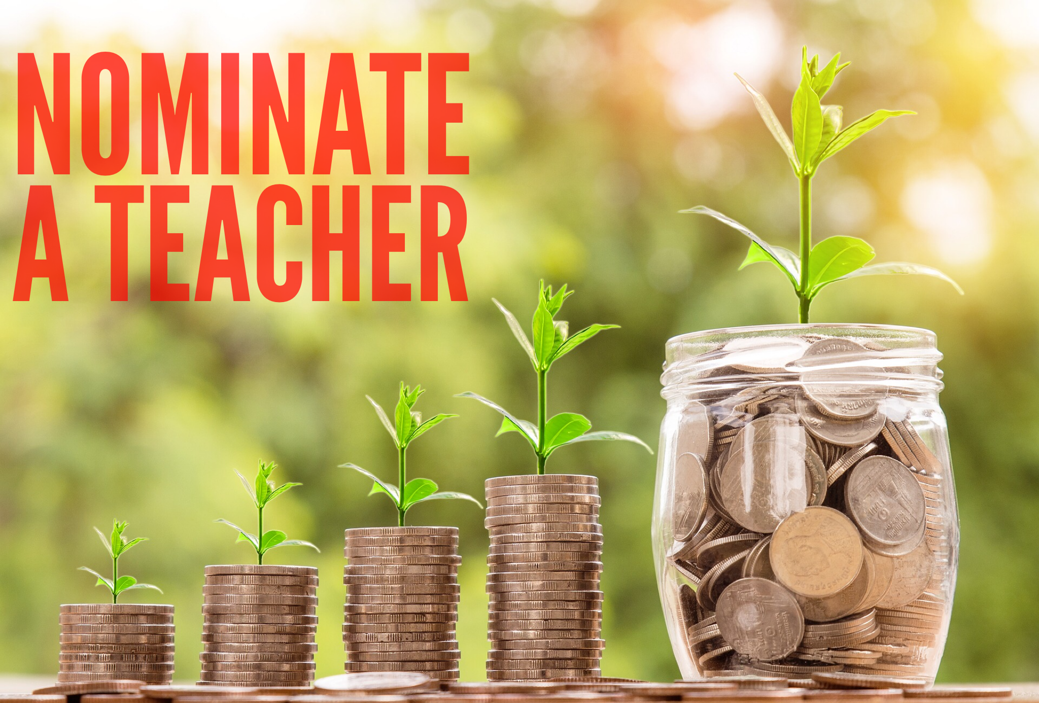 Nominate a Teacher