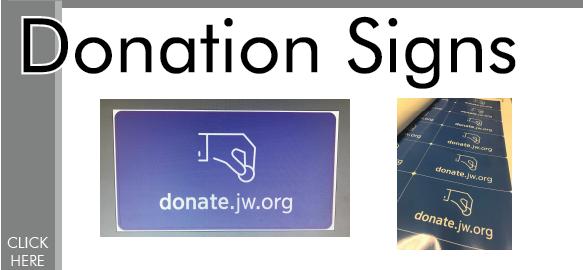 Precision Signs Inc Jw Signs