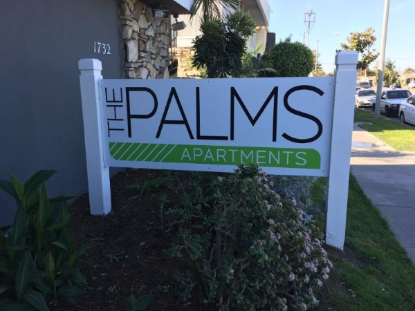 Best apartment complex sign refacing in Orange County CA
