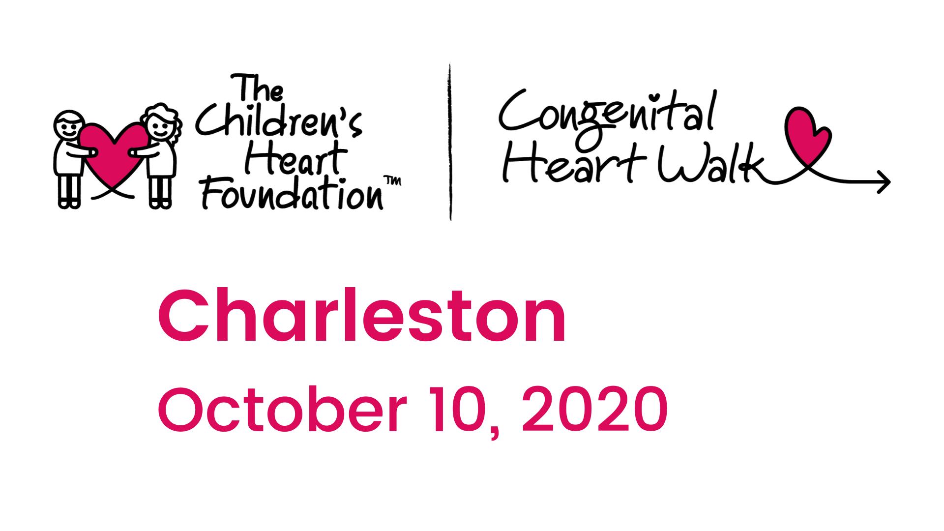 Charleston Congenital Heart Walk