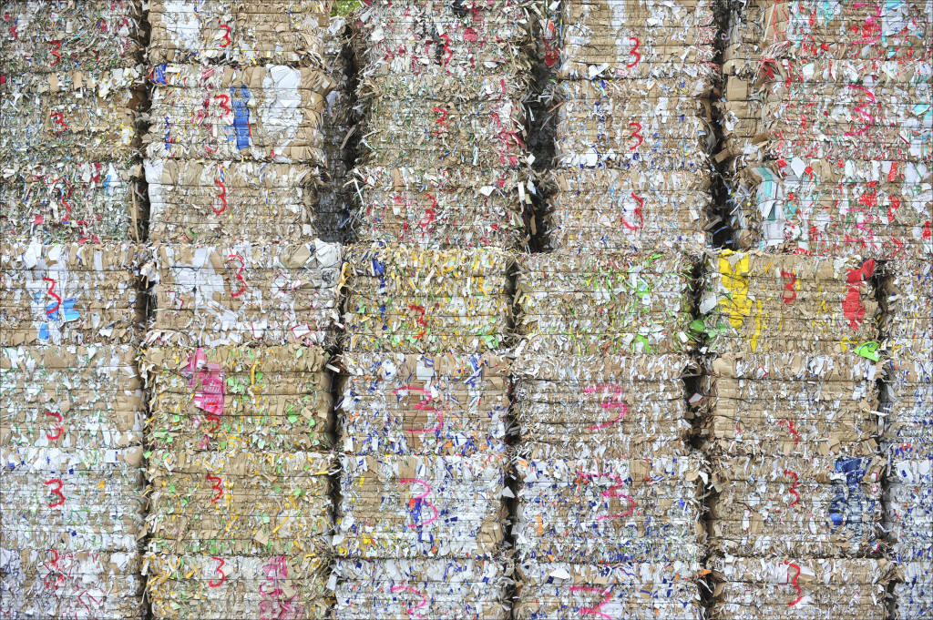 How Does Recycling Paper Affect the Environment?