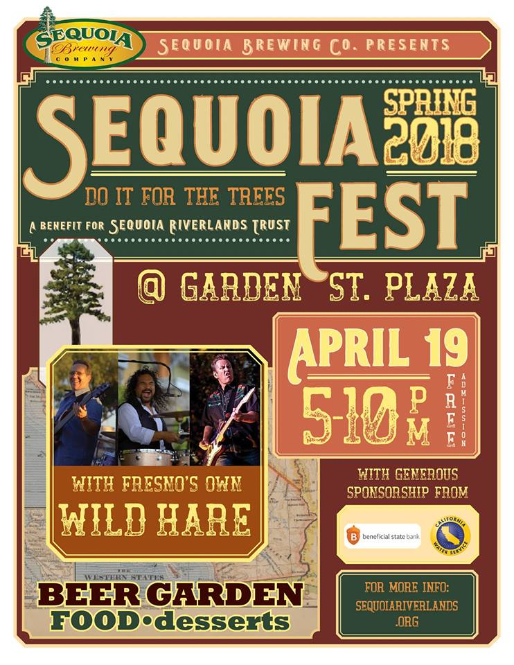 SequoiaFest returns April 19