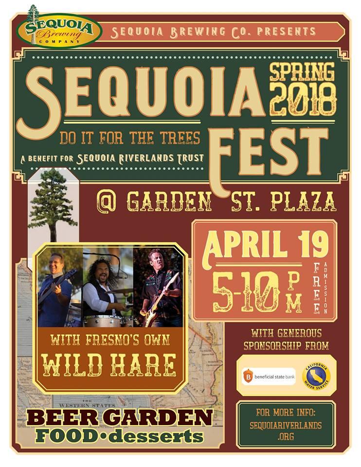 SequoiaFest returns April 19