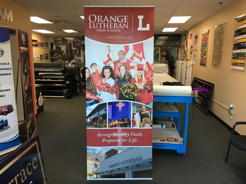 Warehouse Trade Show Booth : Trade show displays retractable banner stands anaheim