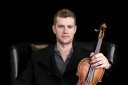 "Summer Concert Series: Andrew ""Finn the Fiddler"" Magill"