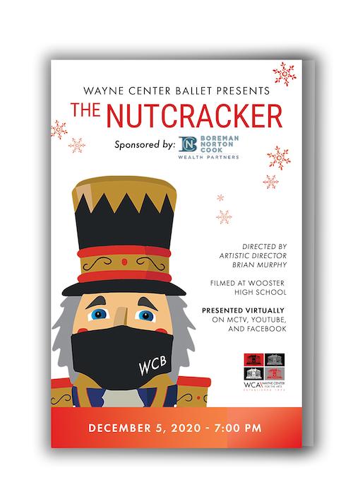 2020 Nutcracker Playbill