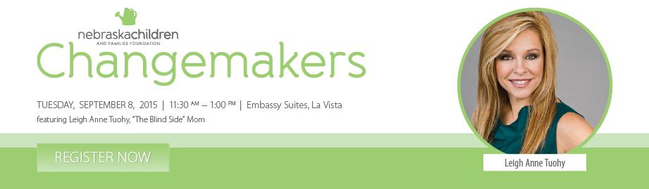 2015 Changemakers