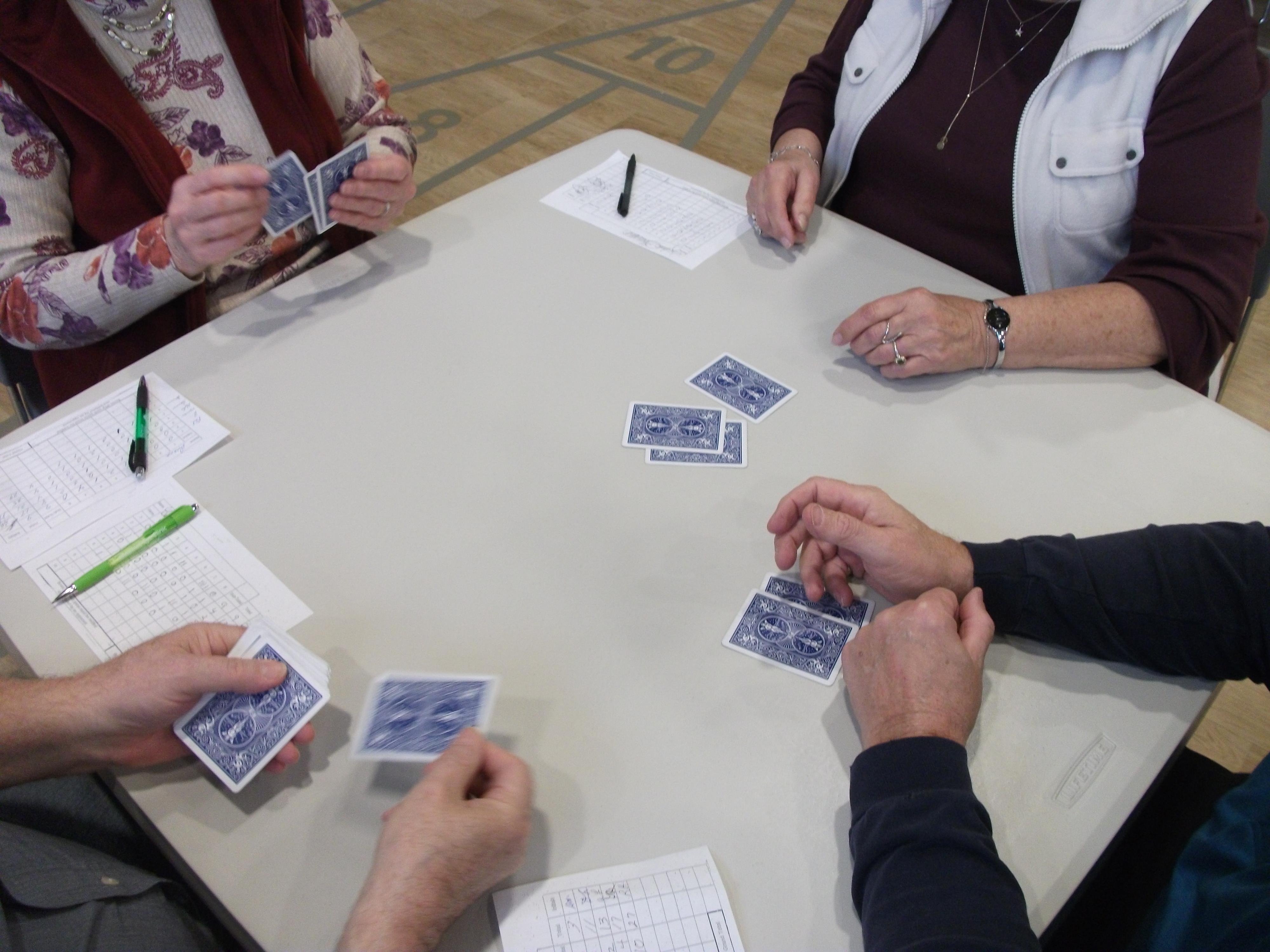 ...cards!