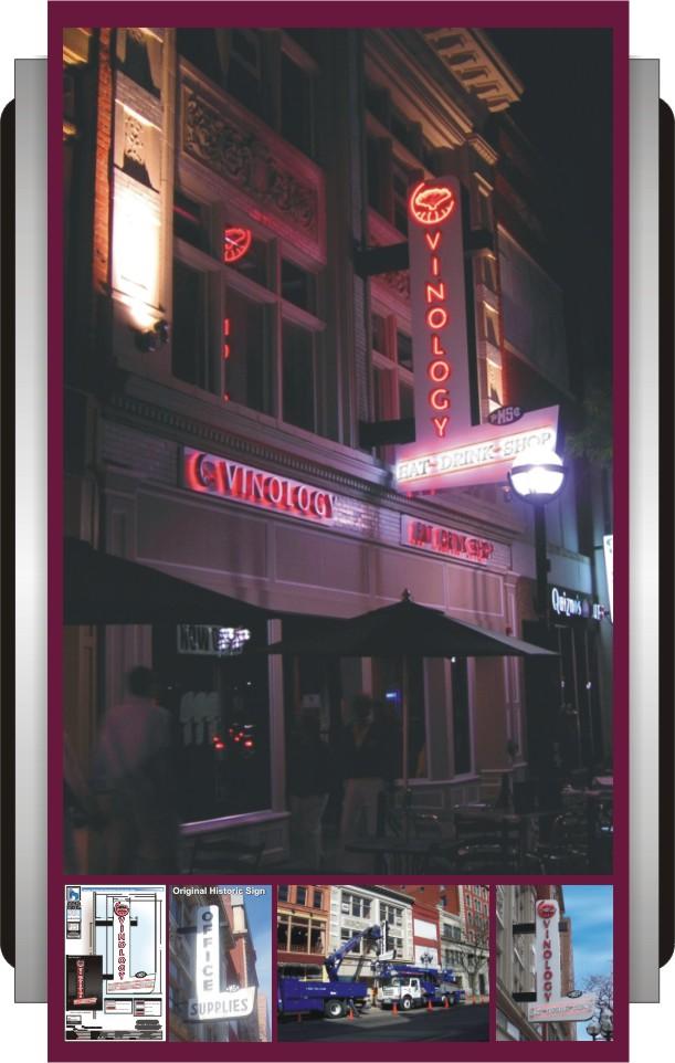 Vinology Restaurant & Shoppes