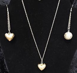Chiming Gold Earrings