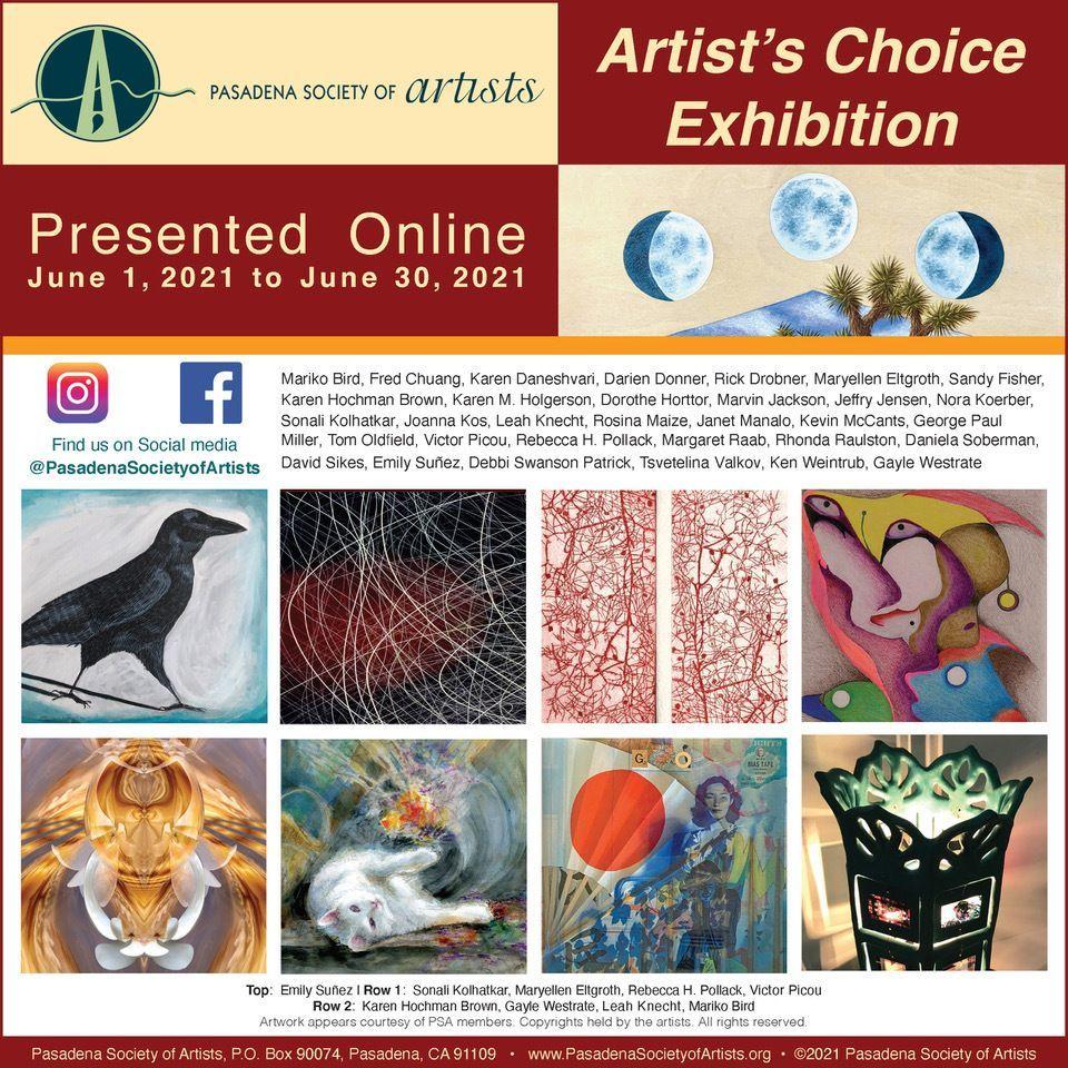 2021 Artist Choice Exhibition