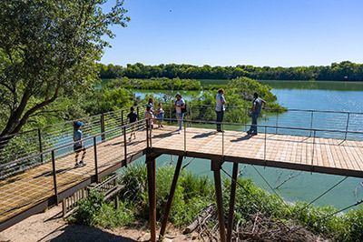 Special Recognition for Houston Audubon's Kathrine G. McGovern Canopy Walkway