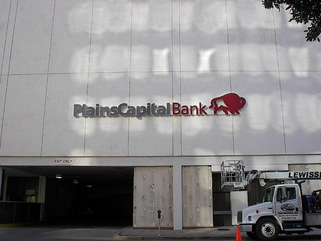 Plains Capital Bank - Install