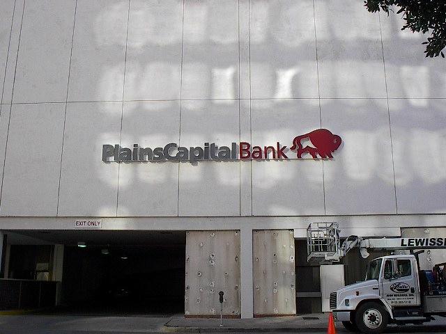 Plains Capital Bank - Install