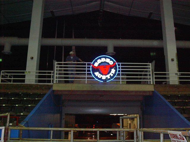 Rodeo Austin Logo - Manufacture