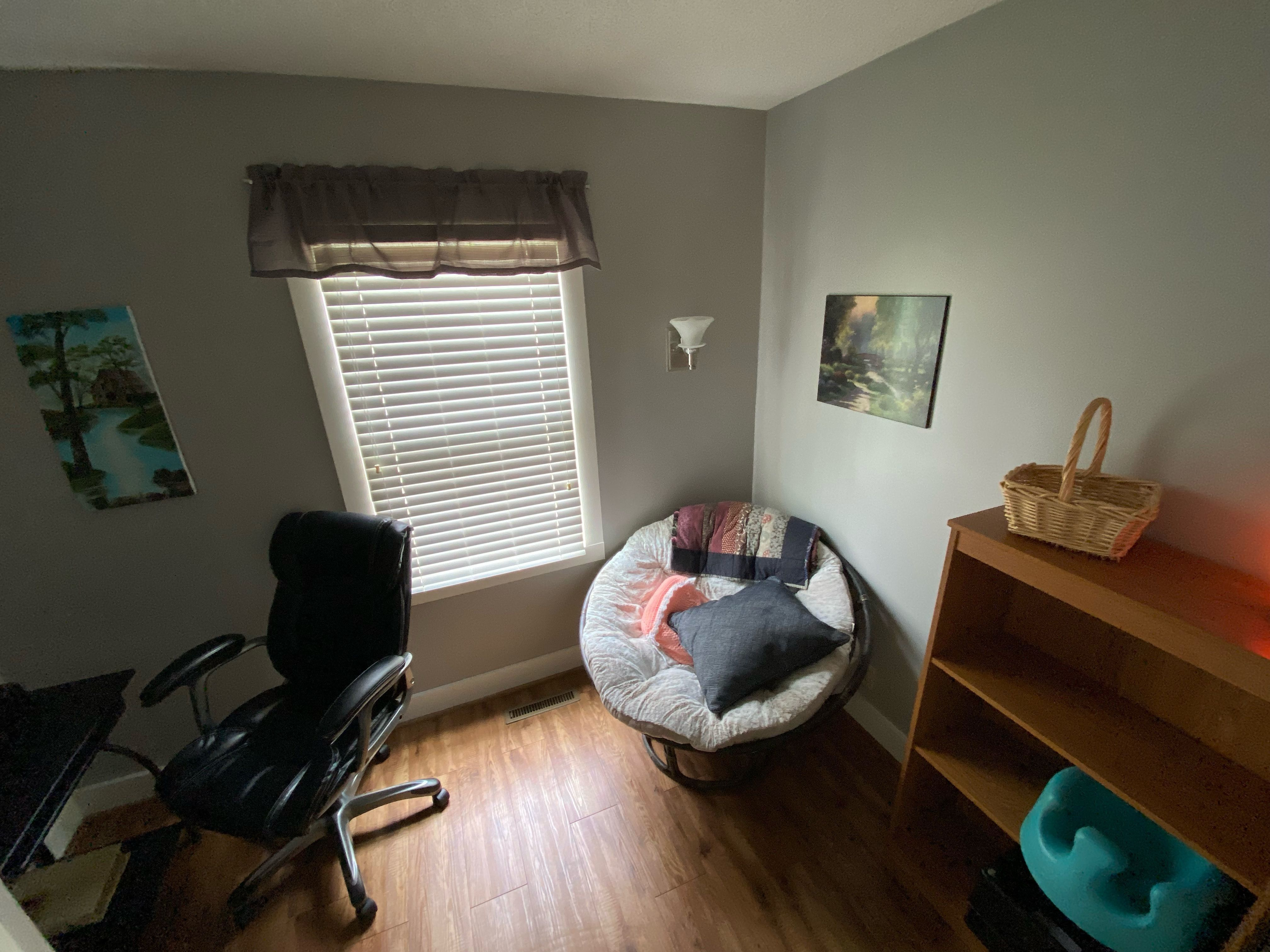 Meditation/Computer Room