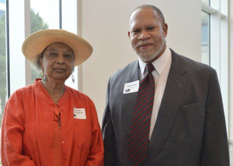 DR. DEVONNE FRENCH, M.D. '66, JOINS 60TH ANNIVERSARY FOR OMRF SCHOLARS