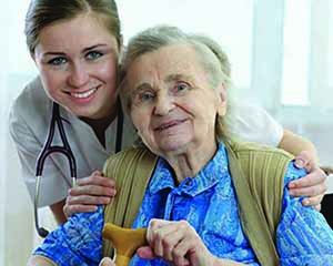 Email a Long Term Care Resident
