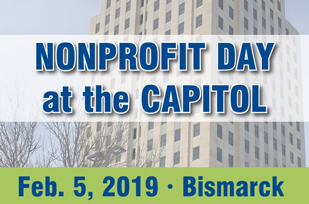 Share Impact of State Nonprofit Sector with Legislators