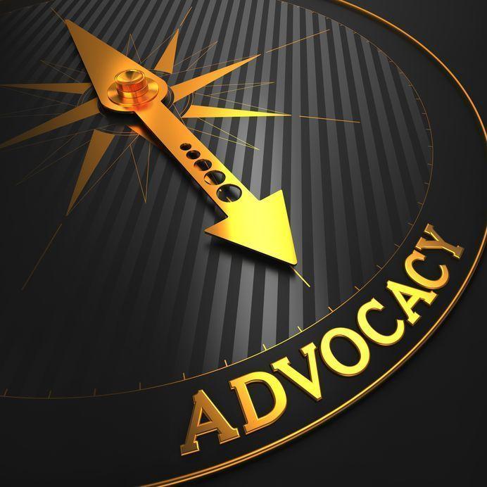 Advocacy compass.