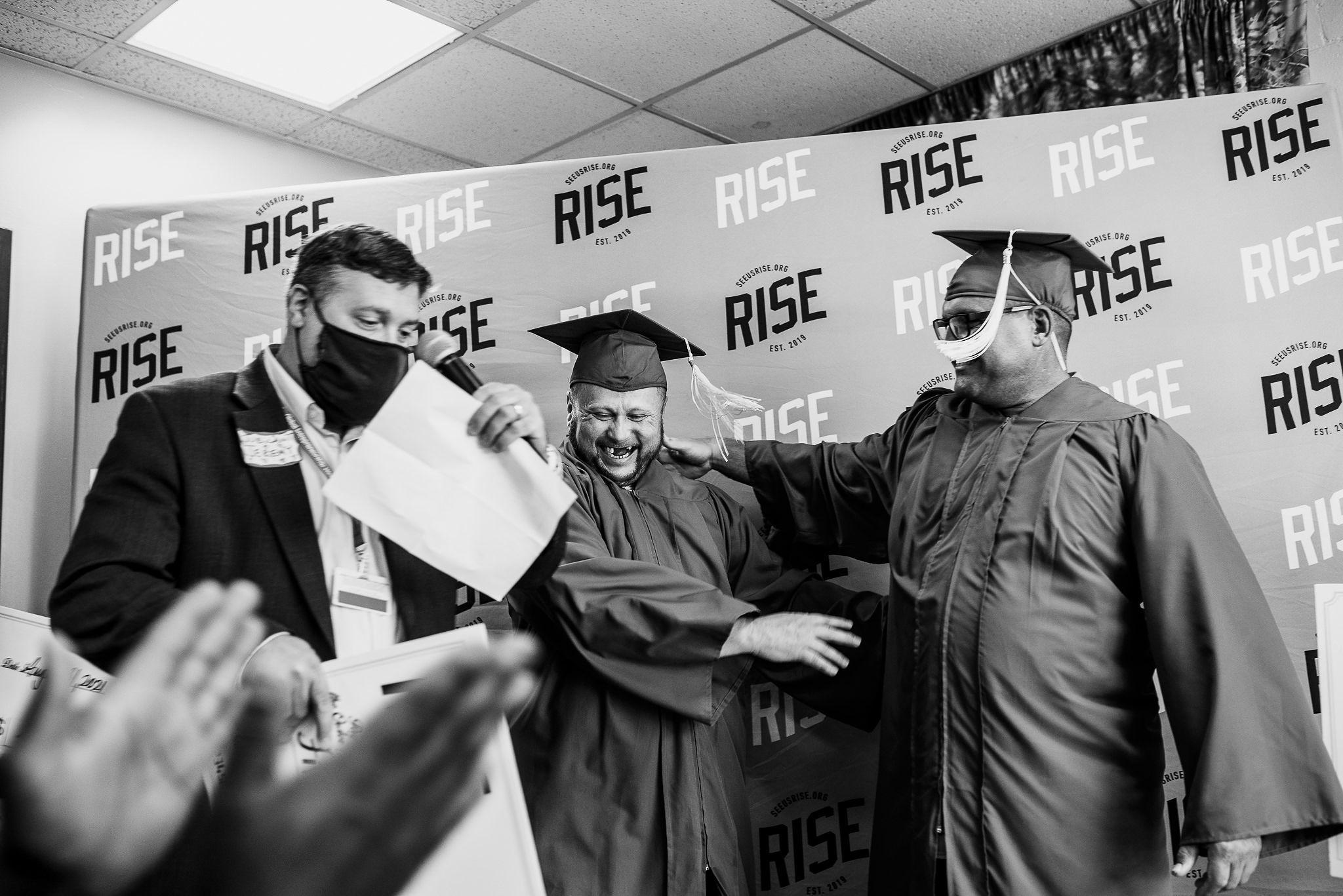 RISE's 6th Cohort Graduates in Omaha!