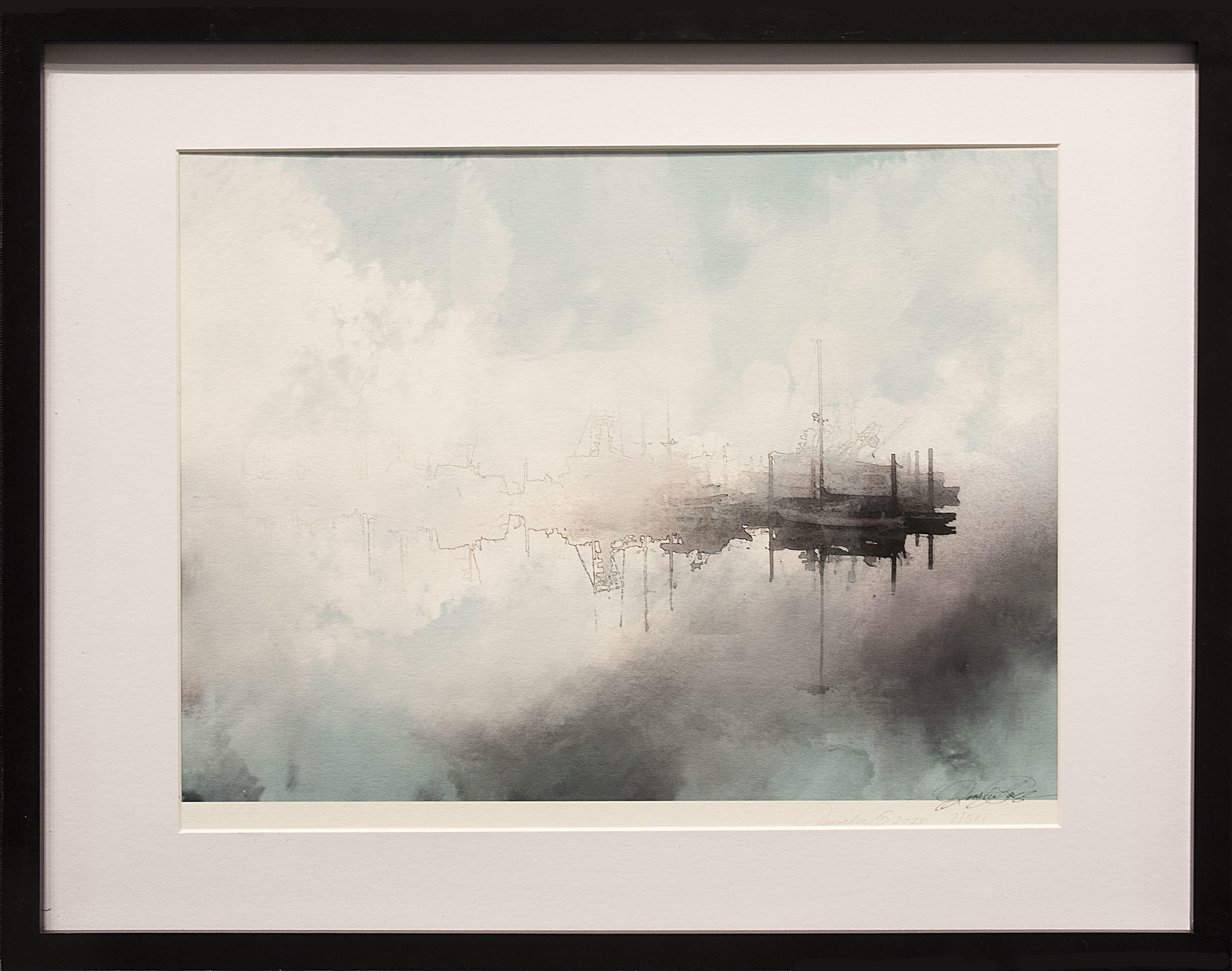 """Ketchikan Fog"" - Janalee Gage"