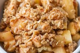 Apple Crisp Recipe (PDF)