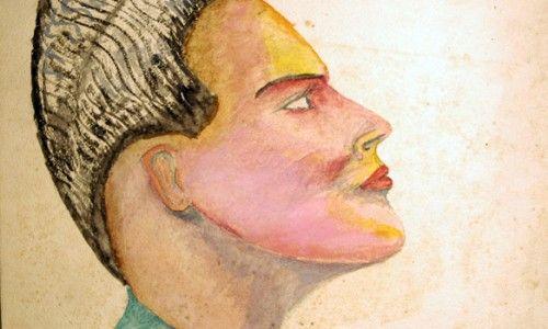 Profile of Pasaquoyan head