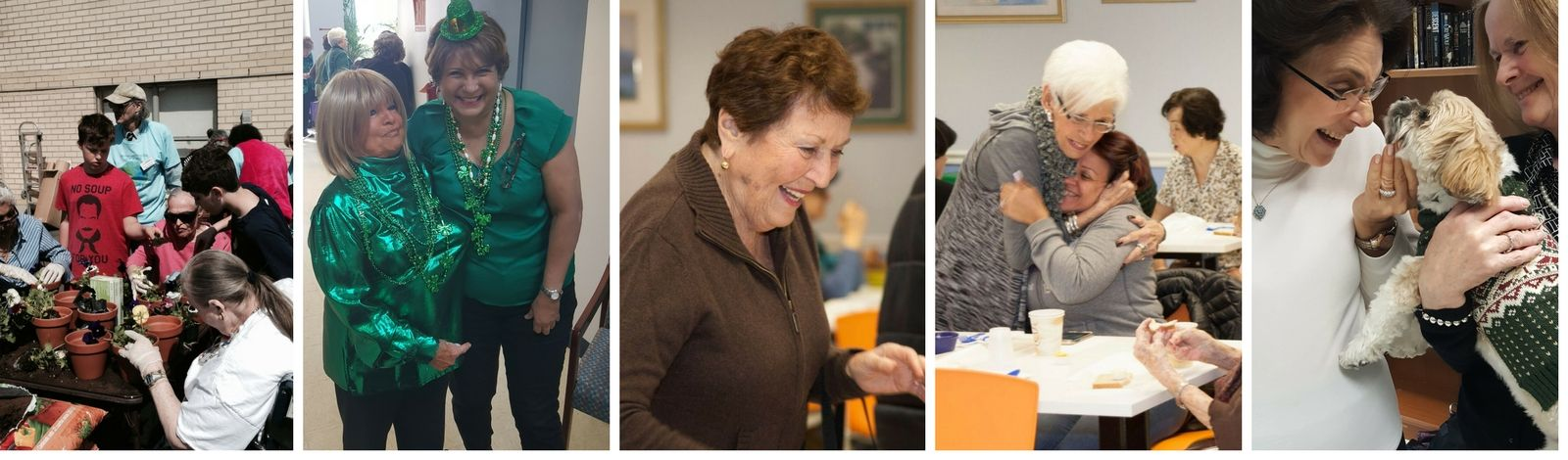 Games, Trips, Intergenerational Programs for Seniors at RSS