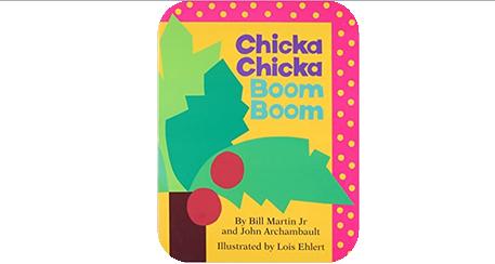 READING WITH MATT - Chicka Chicka Boom Boom