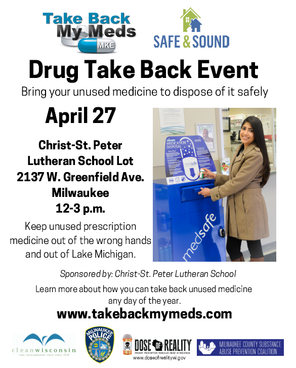 Drug Take-Back Event