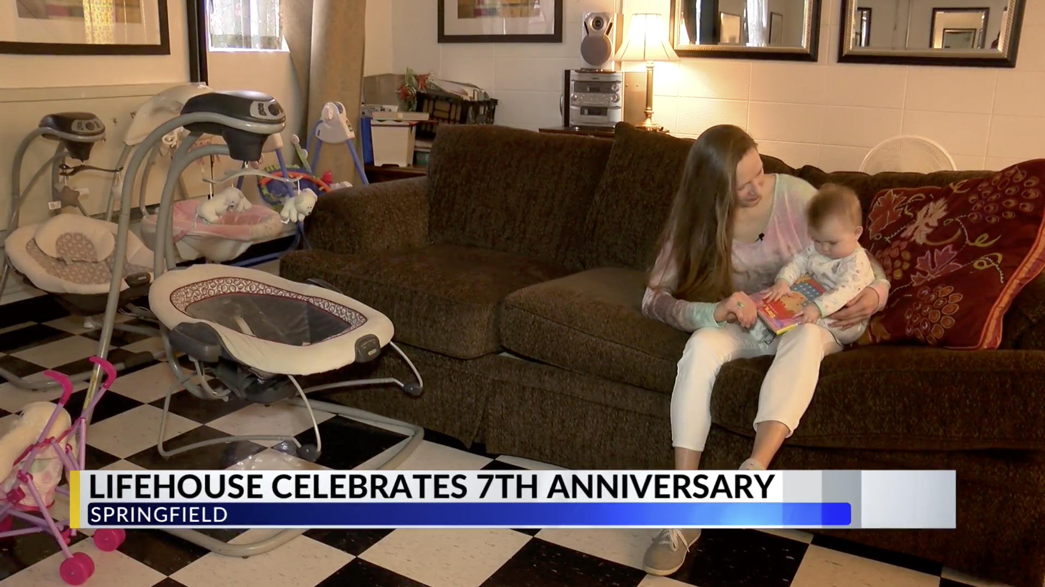 IN THE NEWS - LifeHouse Crisis Maternity Home celebrates 7th anniversary