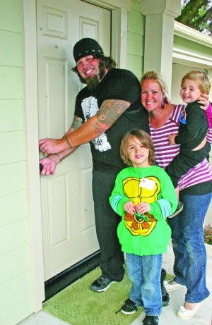 Hard work pays off for new homeowners - Atascadero News