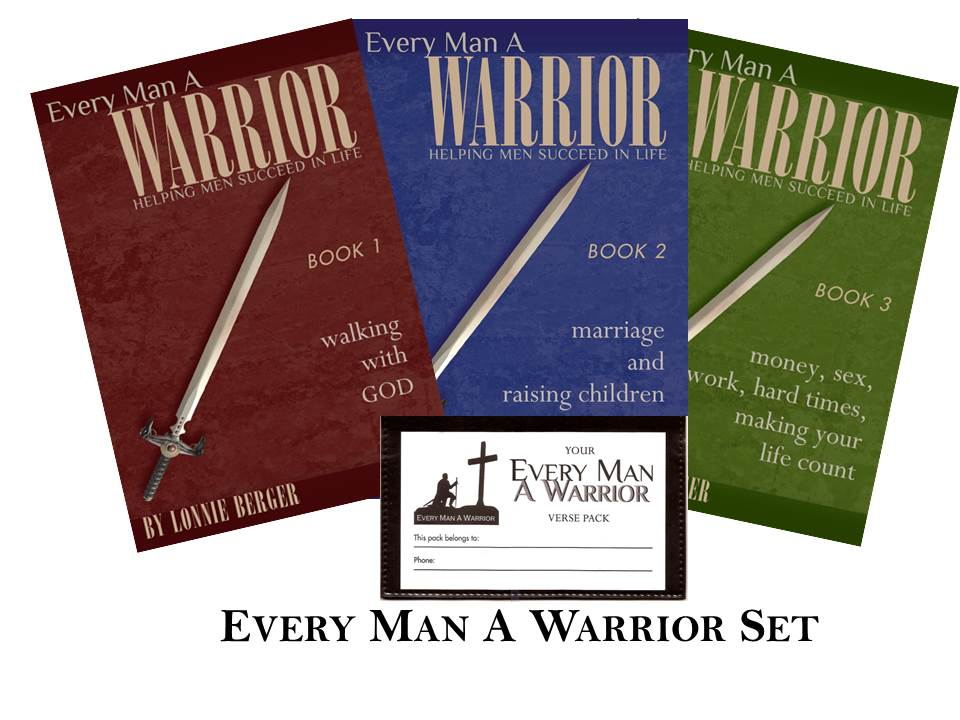 Every Man A Warrior Set