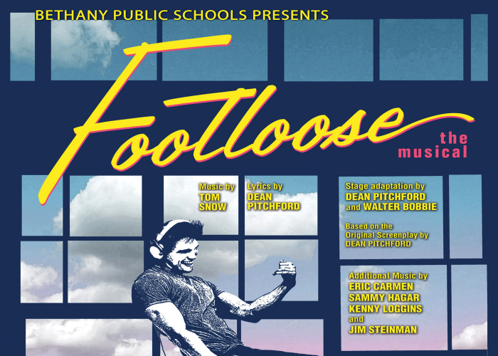 """""""Footloose"""" the Musical!"""