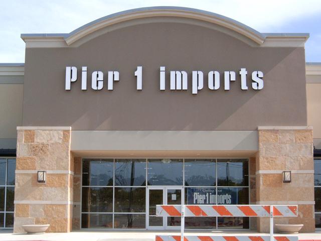 Peir 1 Imports- Installation