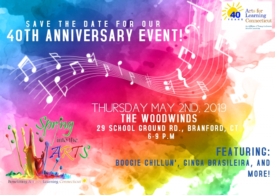 Spring Into The Arts 2019