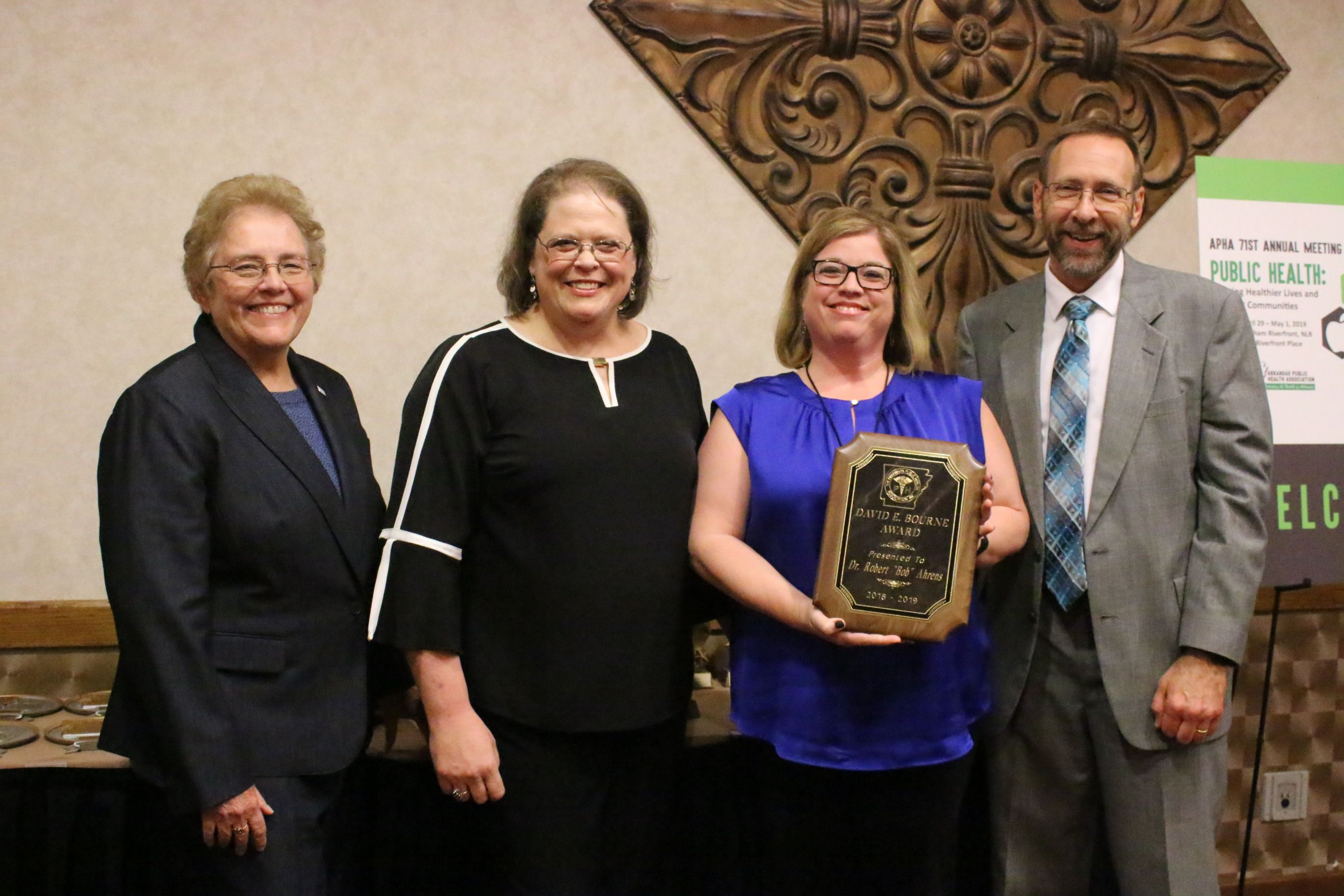 APHA David E. Bourne Award