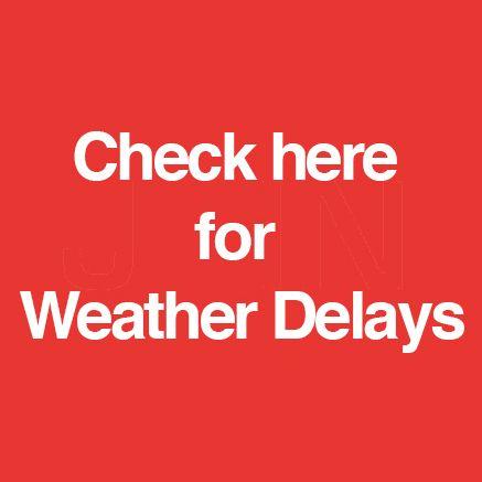 Weather Delays