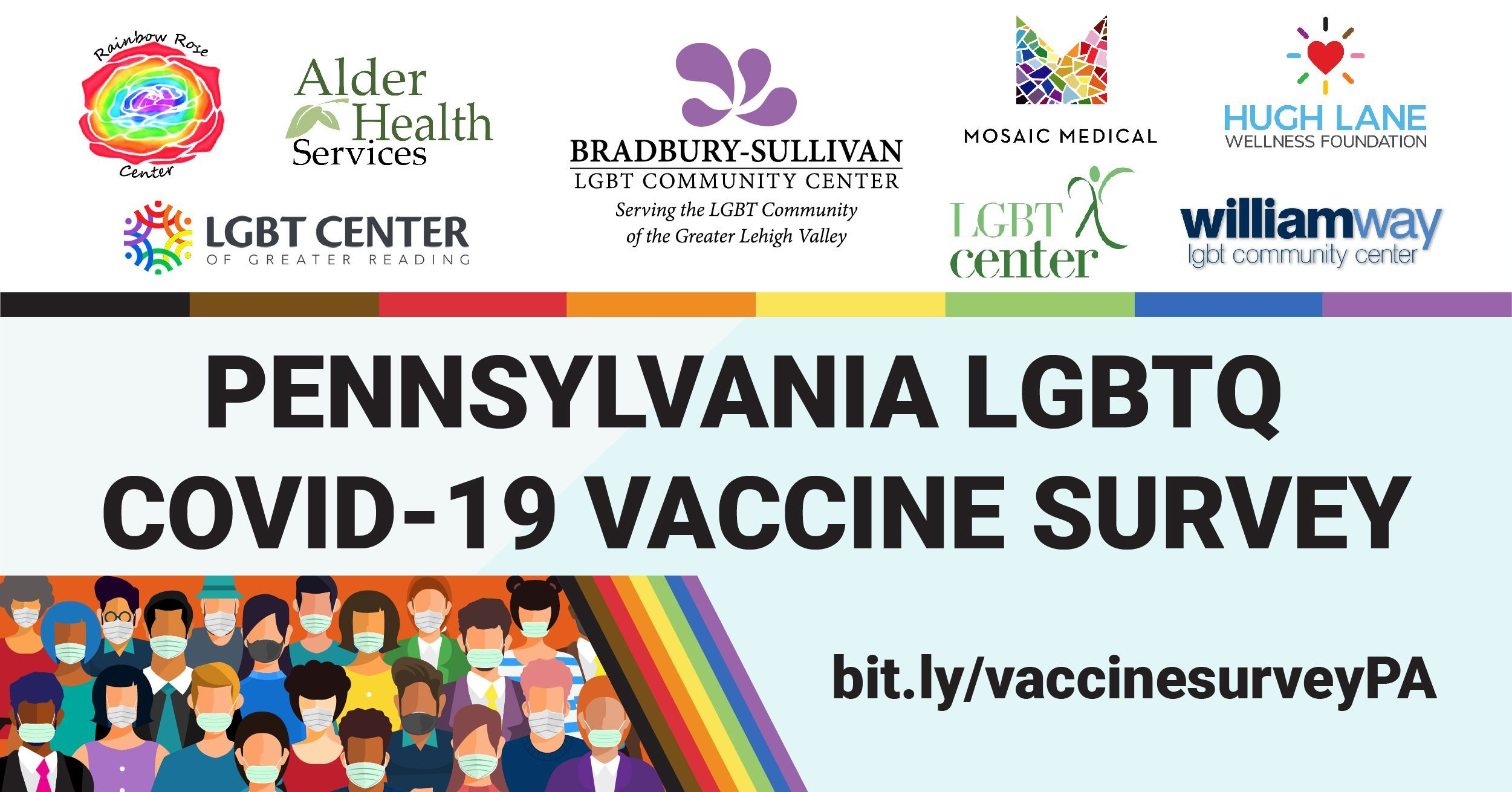 Pennsylvania LGBTQ COVID-19 Vaccine Survey