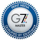 Crossmark Graphics Passes G7 Master Recertification