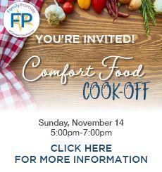 2021 Comfort Food Cook-Off