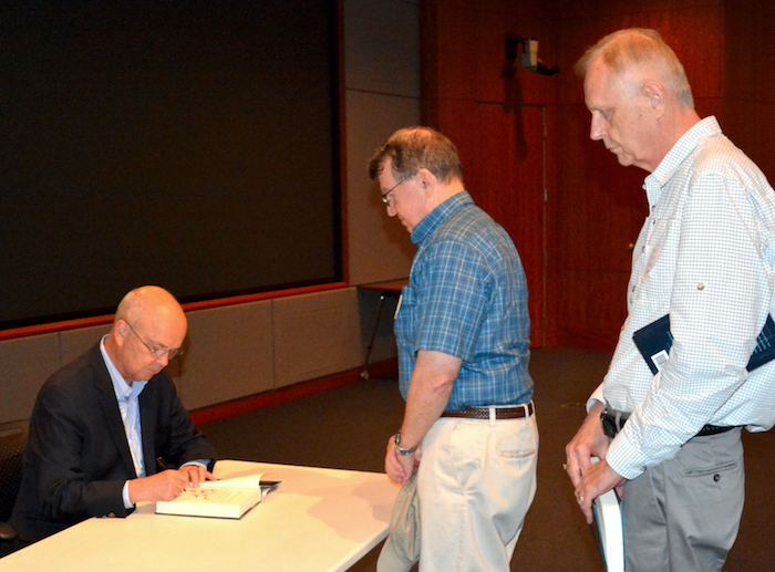 Book Signing with Gen Hayden